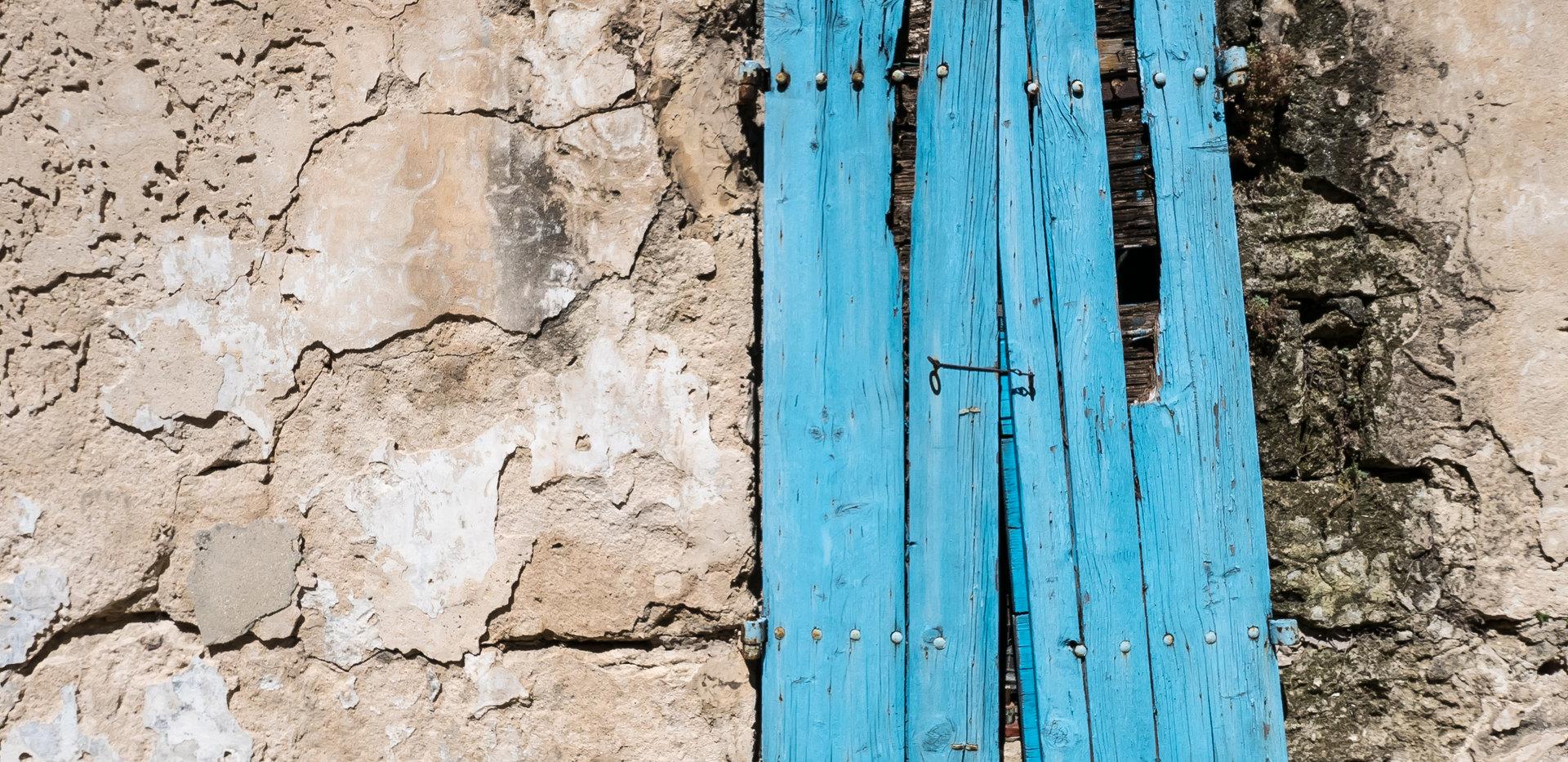 Farben der Provence   Fenster   fototouren.net