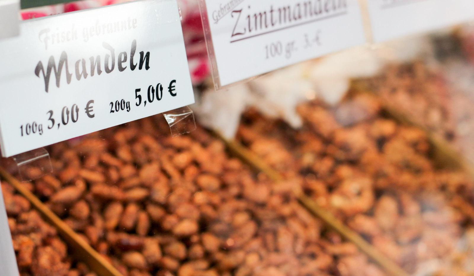 Weihnachtsmarkt | Mandeln | fototouren.net