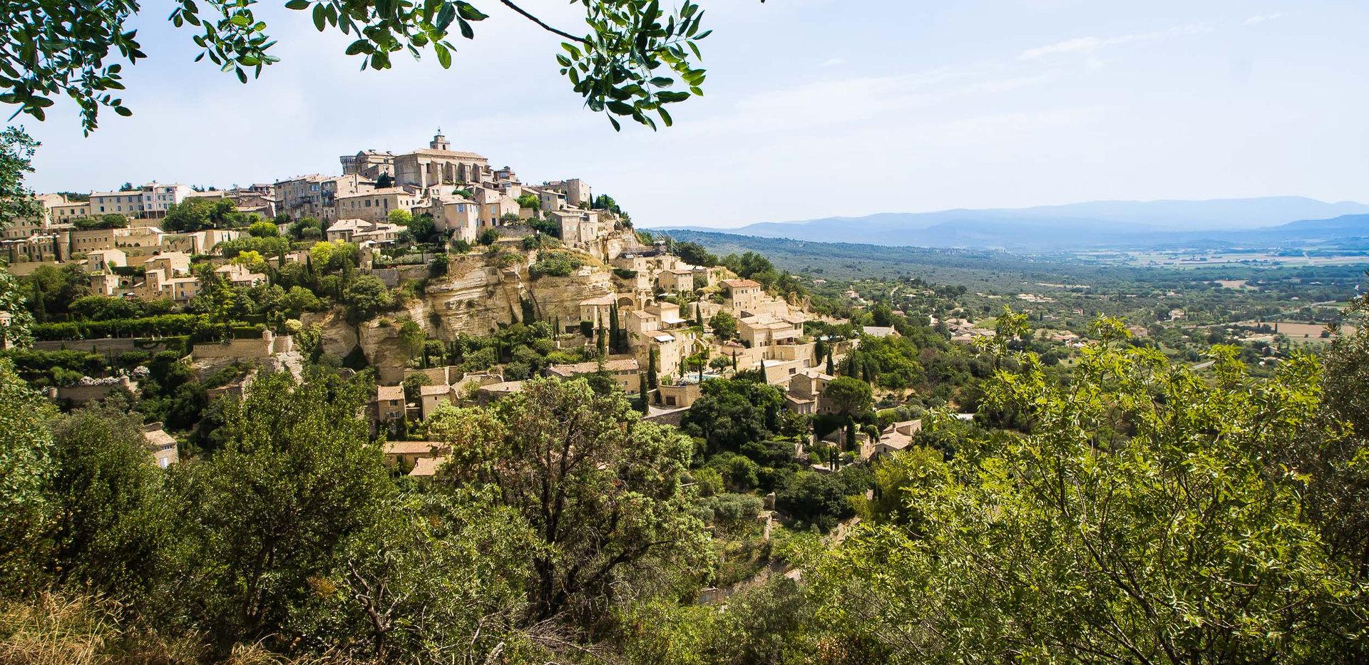 Farben der Provence   Gordes   fototouren.net