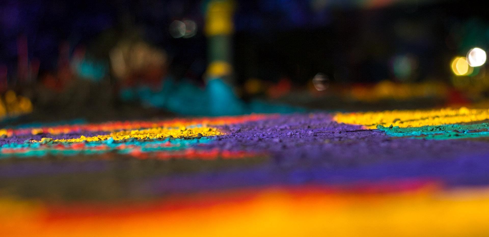 Winterlichter | Farbteppich | fototouren.net