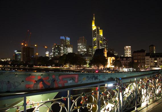 Available Light | Eiserner Steg | fototouren.net