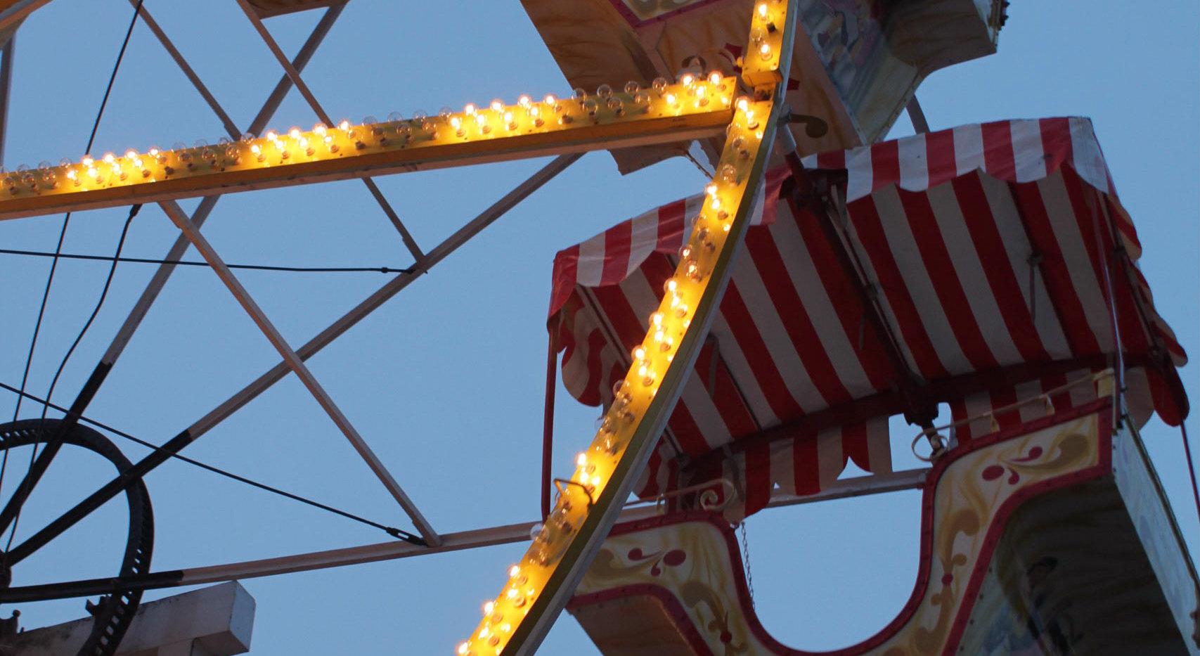 Weihnachtsmarkt | Riesenrad | fototouren.net
