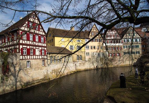 Hallia Venezia in Schwäbisch Hall | Stadtansicht | fototouren.net