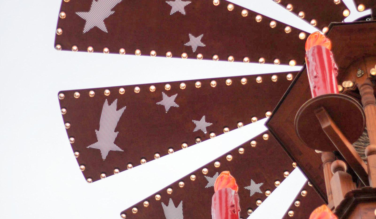 Weihnachtsmarkt | Pyramide | fototouren.net