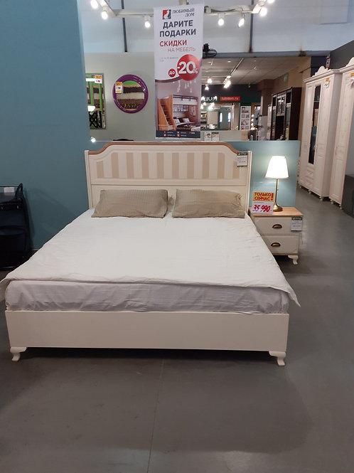 """Кровать и тумба """"Вилладжио"""""""