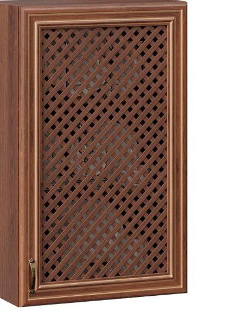 Кантри ЛД 245730.000 дверь высокая 600 (решетка), Ноче Таволато