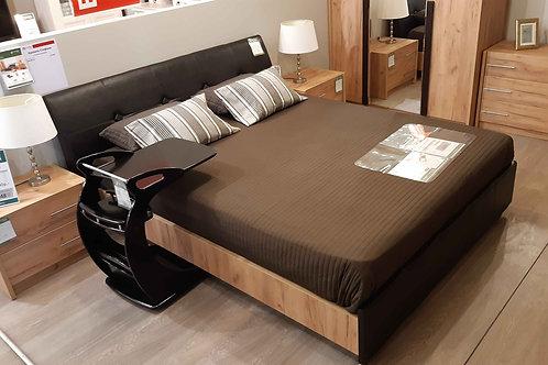 """Кровать и две тумбы """"Стефани"""""""