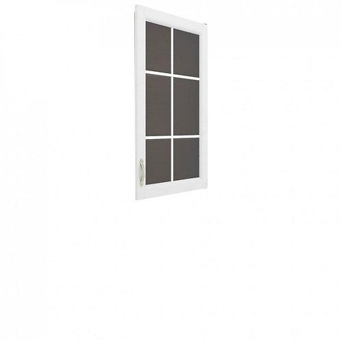 """Фасад """"Кантри дверь высокая 400 (стекло)"""""""