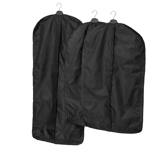 СКУББ чехлы для одежды черные