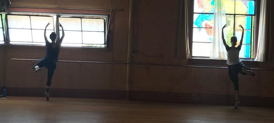 Open Adult Ballet Class