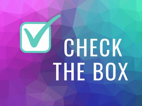 Check the Box