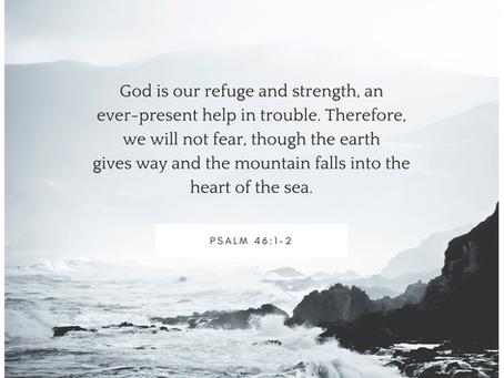 Trusting God takes Effort and Focus