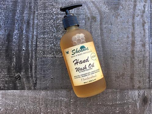 HAND WASH OIL