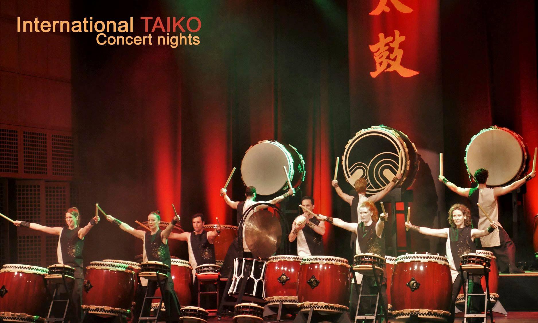 Taiko Kaiser Drums Dusseldorf