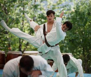 Karate Bunkai