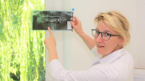 Dr. Andrea Pustlauk - Zahnärztin