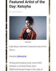 Indie Music Women part 1