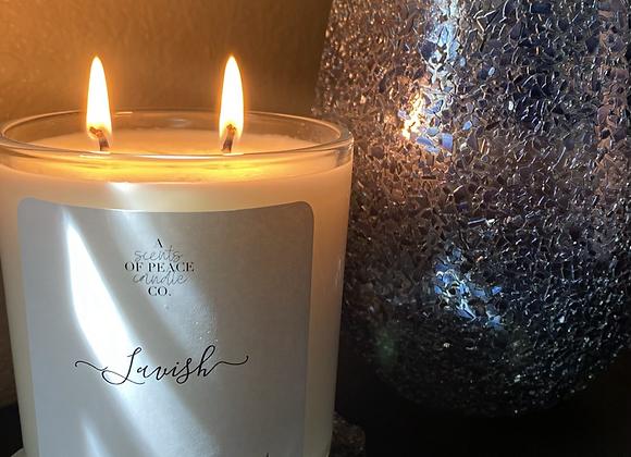 Lavish Luxury Candle