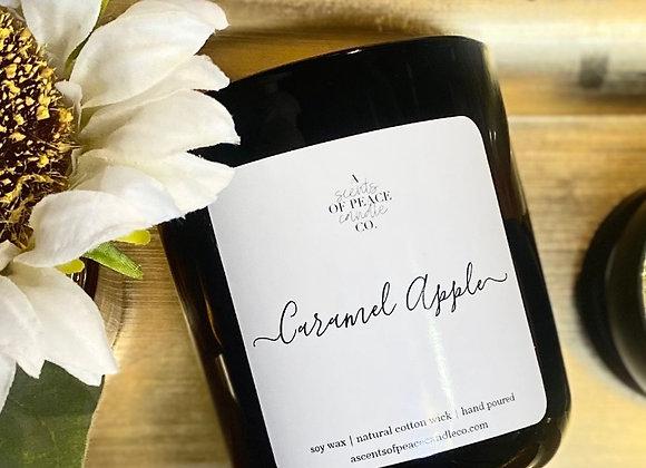 Caramel Apple Luxury Candle