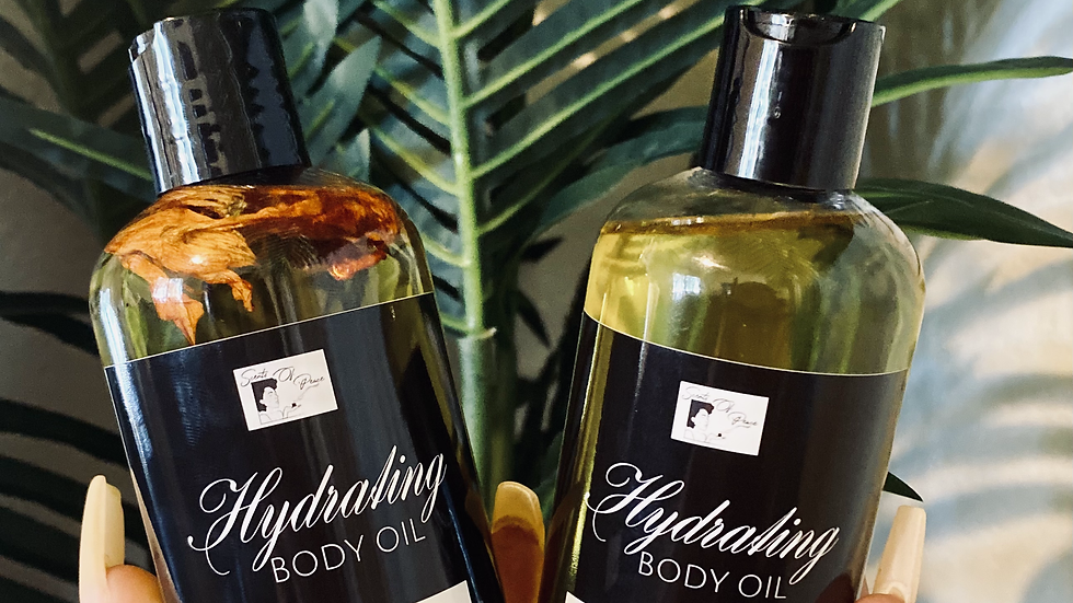 Hydrating Body Oil