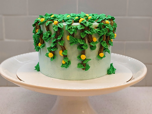 Lemon Tree Cake