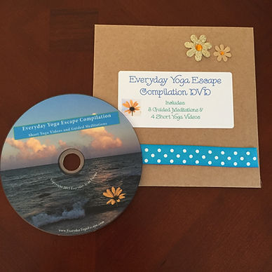 Everyday Yoga Escape DVD