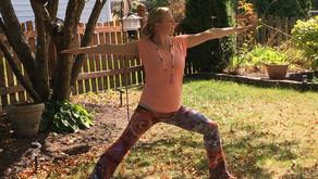 Find Your Inner Warrior! (warrior 2 pose breakdown)