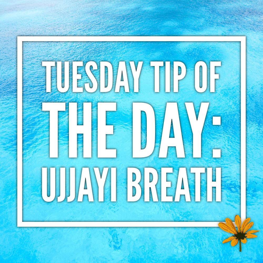 ujjayi breath