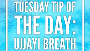 Quick Tip for Ujjayi Breath (Tues Tip of the Day)