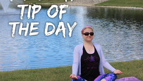 Breathing Tip (Tuesday Tip of the Day)