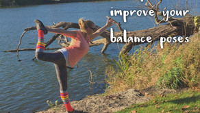 Tips to Improve your Balance Poses