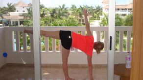 Pose Breakdown - Balancing Half Moon