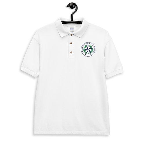 HISD Embroidered Polo Shirt