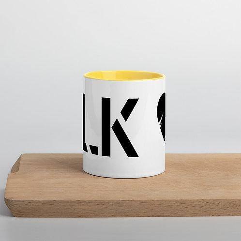 BLK Mug with Color Inside