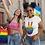 Thumbnail: Pride Deuces T-Shirt