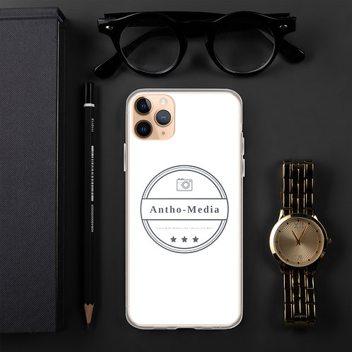 Antho- Media iPhone Case