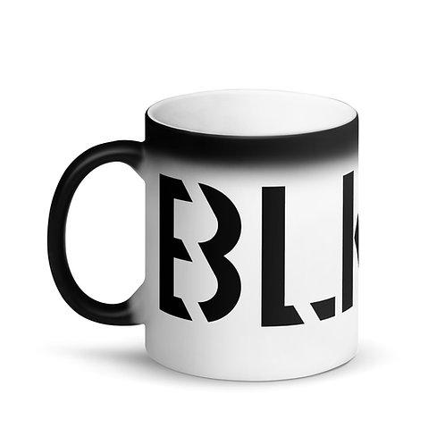BLK Matte Black Magic Mug