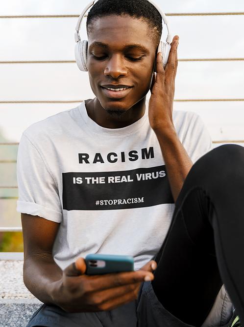 #Stop Racism T-Shirt