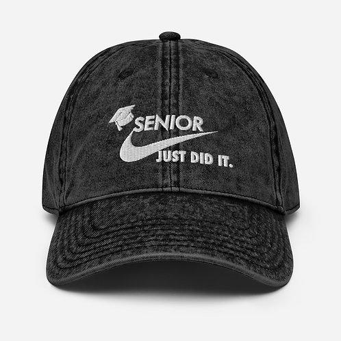 Just Did IT Vintage  Cap