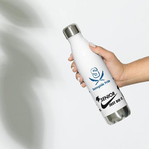 Sunnyside Pride Senior Stainless Steel Water Bottle