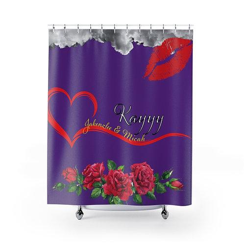 Kayyy Shower Curtain