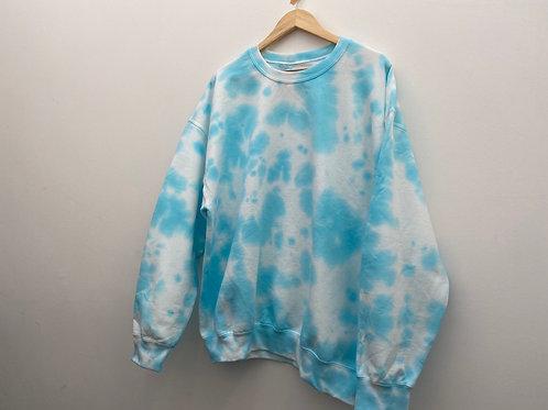 XL SWEAT// BLUE