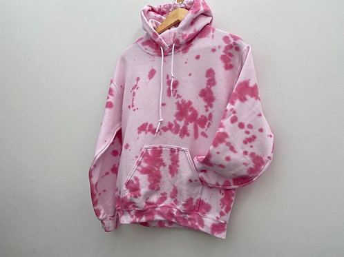 SMALL HOODIE// PINK