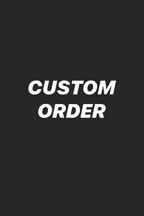 Custom Crop Order
