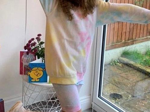 KIDS SWEATER & SHORTS SET