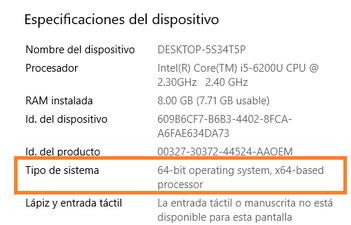 ¿Cuál es mi versión de Windows?