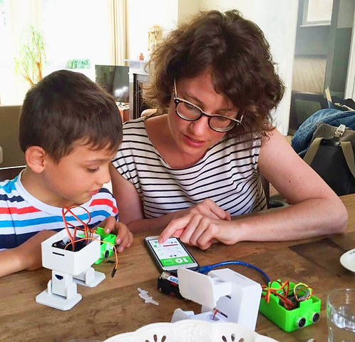 Robot Building micro:bit pt.2 - Home Educate