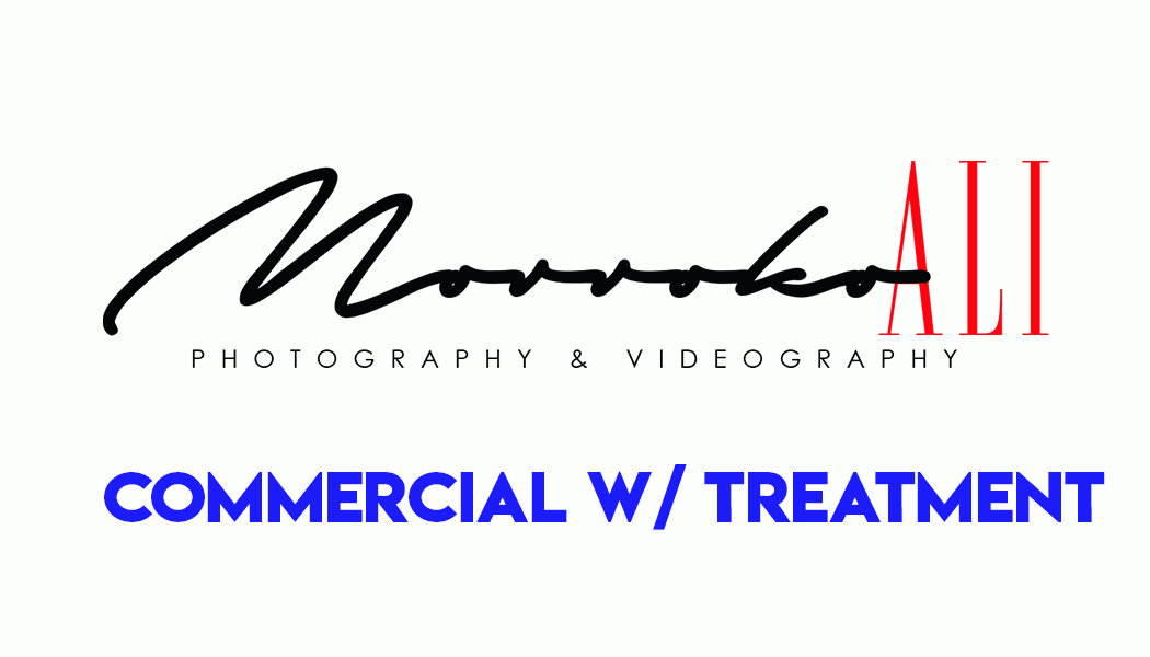 Commercial w/treatment