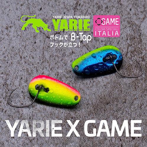 Yarie X Game B-Tap