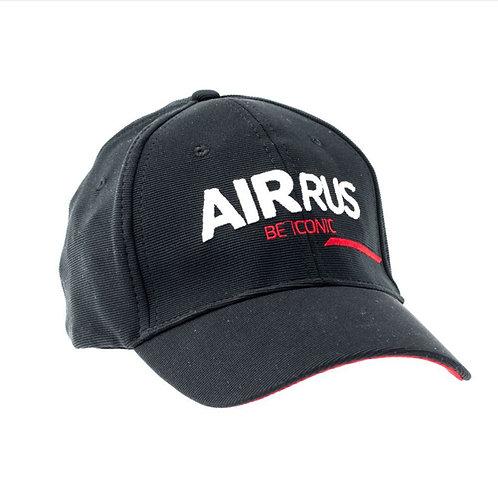 Бейсболка AIRRUS Elite Tour черная